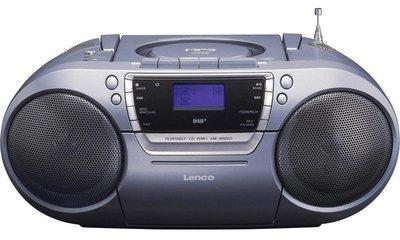 Lenco SCD-680 draagbare DAB+ radio