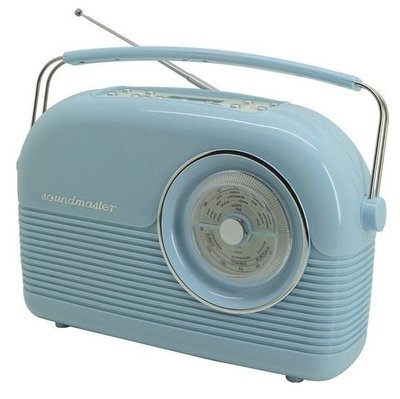 Soundmaster DAB450BL DAB+ radio