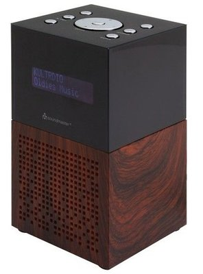 Soundmaster UR210BR DAB+ wekkerradio