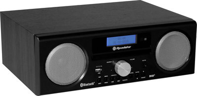 Roadstar HRA-9D+BT Black DAB+ radio