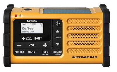 Sangean MMR-88 DAB+ noodradio
