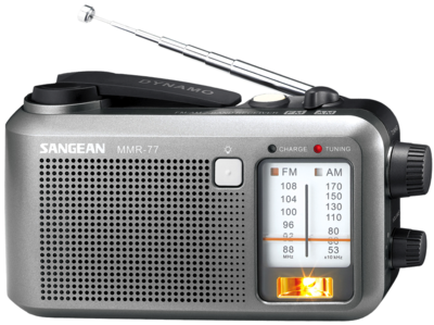 Sangean MMR-77 noodradio