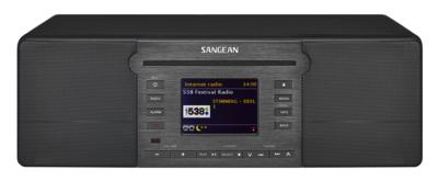 Sangean DDR-66BT DAB+ radio
