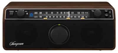Sangean WR-12BT radio