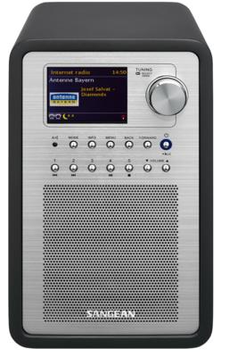 Sangean WFR-70 DAB+ radio