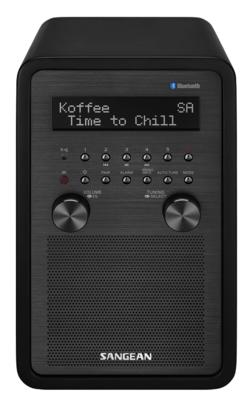Sangean DDR-60-BT DAB+ radio