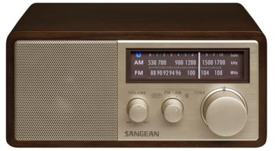 Sangean WR-11 BT radio