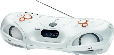 AEG SR4371 Bluetooth gettoblaster radio
