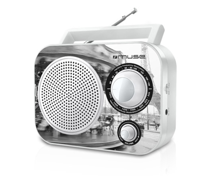 Muse M-060 Parijs radio