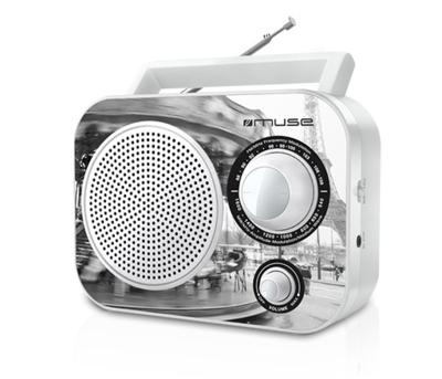 Muse M-060 Parijs radio