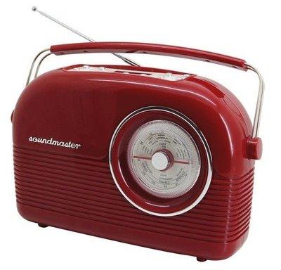 Soundmaster DAB450RO DAB+ radio
