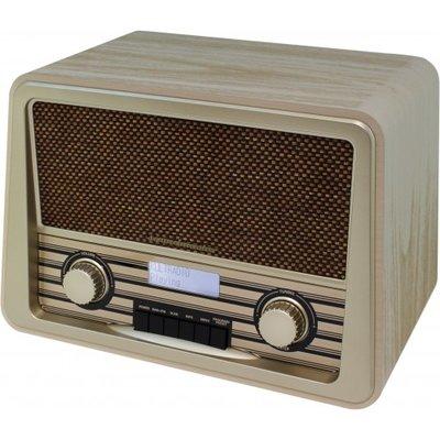 Soundmaster NR920HBR nostalgische DAB+ radio