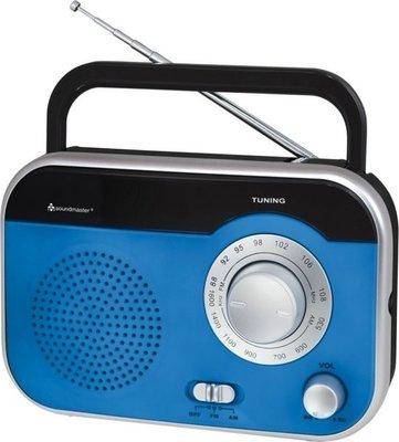 Soundmaster TR410BL radio