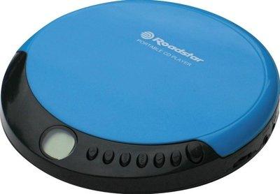 Roadstar PCD435 discman blauw