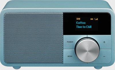 Sangean DDR-7 Norse Blue DAB+ radio