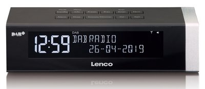 Lenco CR-630 DAB+ wekkerradio