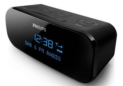 Philips AJB3000/12 DAB+ wekkerradio