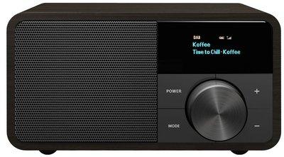 Sangean DDR-7 Black Wood DAB+ radio