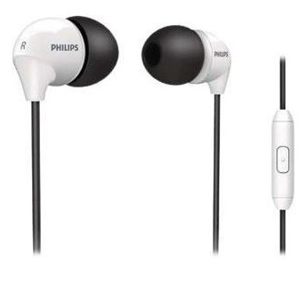 Philips SHE3575BW/10 in ear oordopjes