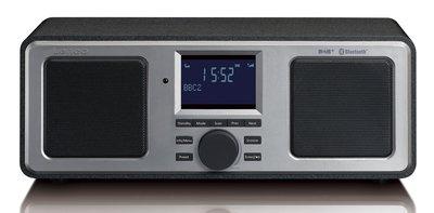 Lenco DAR-015 zwart DAB+ radio