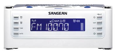 afbeelding van de Sangean RCR-22 wekkerradio