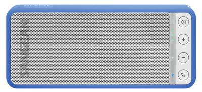afbeelding van de Sangean BTS101 blauw bluetooth speaker