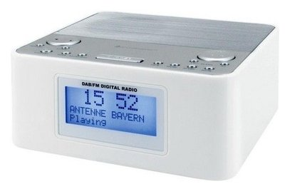 Soundmaster UR170WE DAB+ wekkerradio