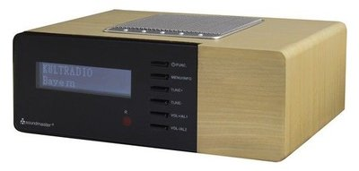 Soundmaster UR180HBR DAB+ wekkerradio