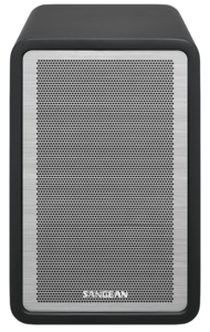 afbeelding van de Sangean SP40 zwart luidspreker
