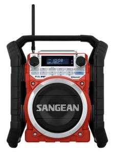 afbeelding van de Sangean U4 DBT bouwradio