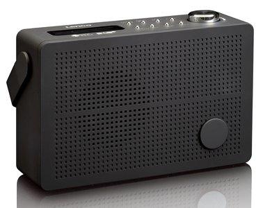 Lenco PDR030 zwart DAB+ radio