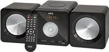 AEG MC4463 music center zwart